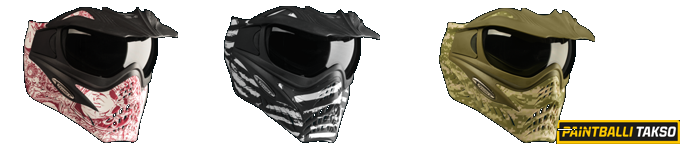 Paintballi varustus - mask VForce Grill