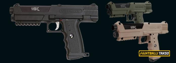 Paintballi püstol Tippmann TIPX