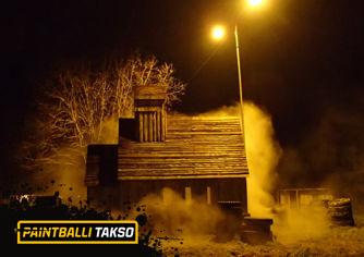Paintballitakso paintball Tallinnas Õismäel!
