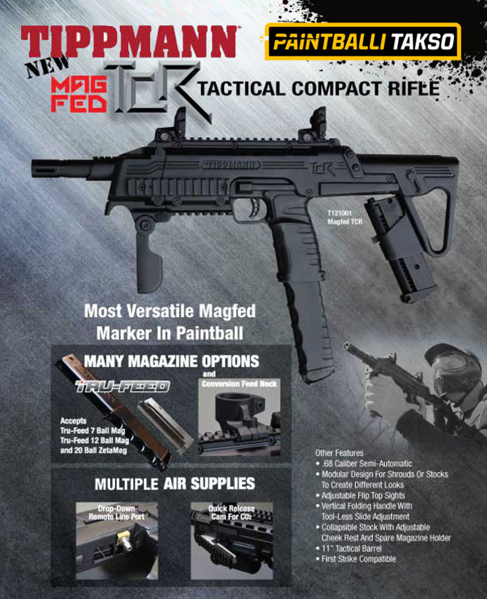 Tippmann TCR Tactical Compact Rifle