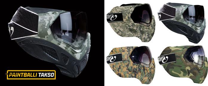Valken SLY Profit mask goggles