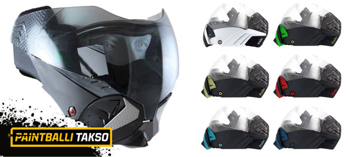 Paintball Mask C2 EYON