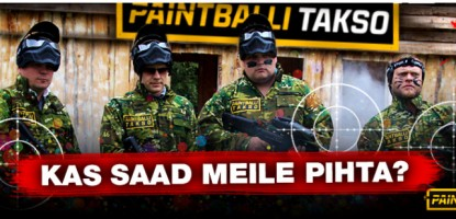 Power Hit Radio Paintball 2013
