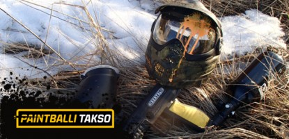 Paintball-talvel